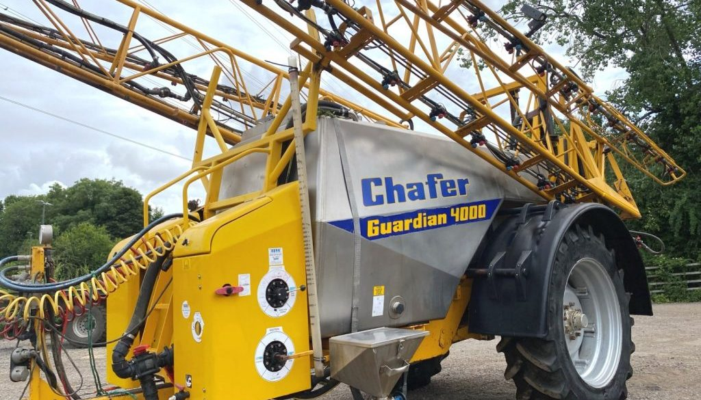 CHAFER GUARDIAN 4000 30M - 2007 (8)